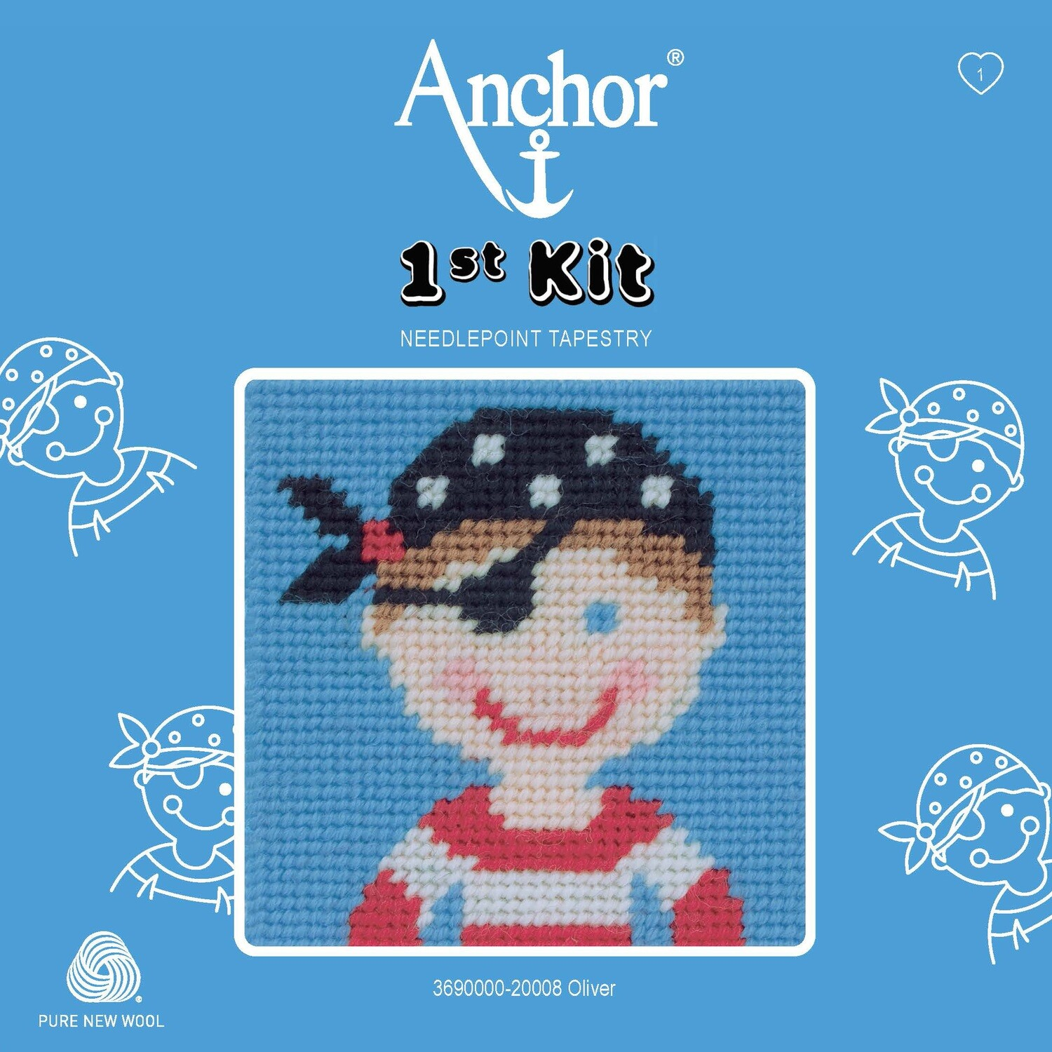 Anchor 1st Kit - Oliver
