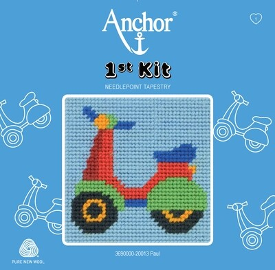 Anchor 1st Kit - Paul