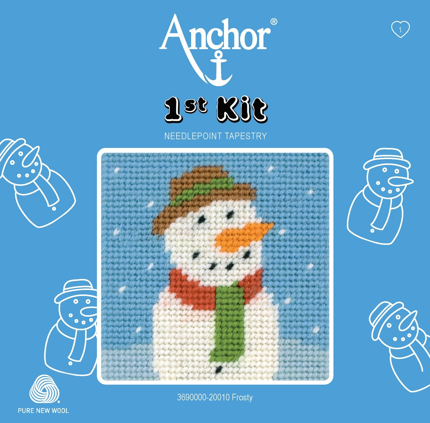 Anchor 1st Kit - Frosty
