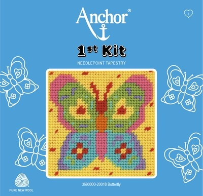 Anchor 1st Kit - Butterfly