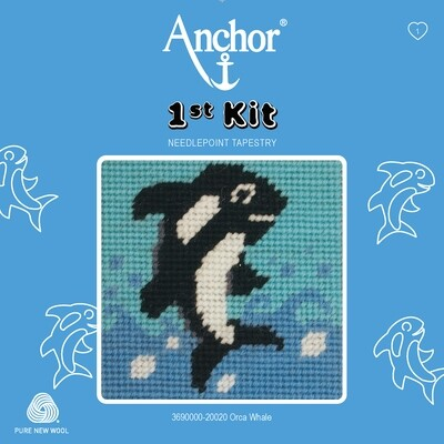Anchor 1st Kit - Orca Whale