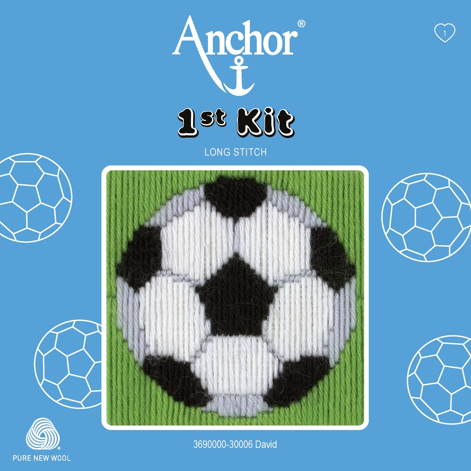 Anchor 1st Kit - David
