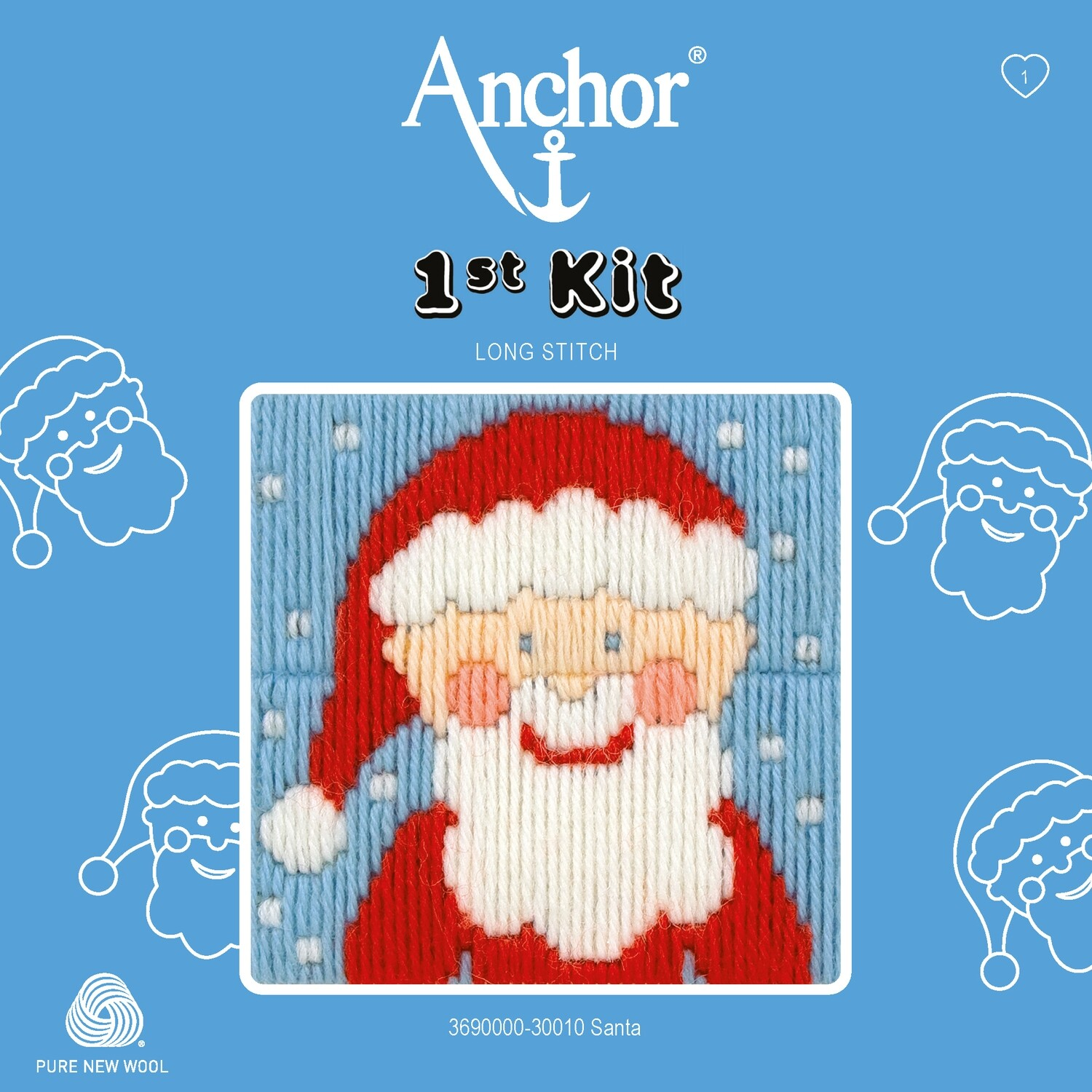 Anchor 1st Kit - Santa
