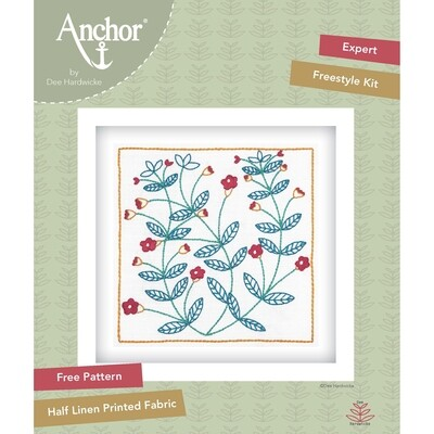 Anchor by Dee Hardwicke - Pimpernel Freestyle Kit