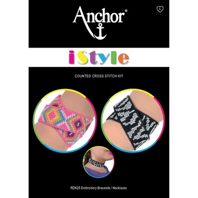 Anchor iStyle - Cross Stitch Bracelets