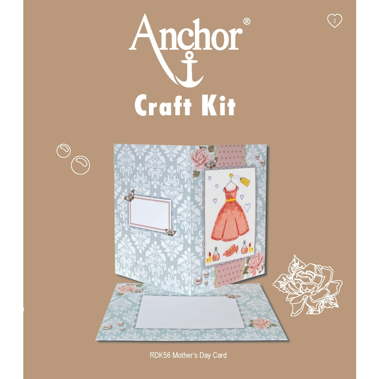 Anchor Craft Kit - Mother's Day Card