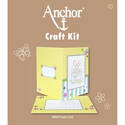 Anchor Craft Kit - Easter Card
