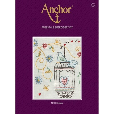 Anchor Starter Freestyle Kit - Birdcage