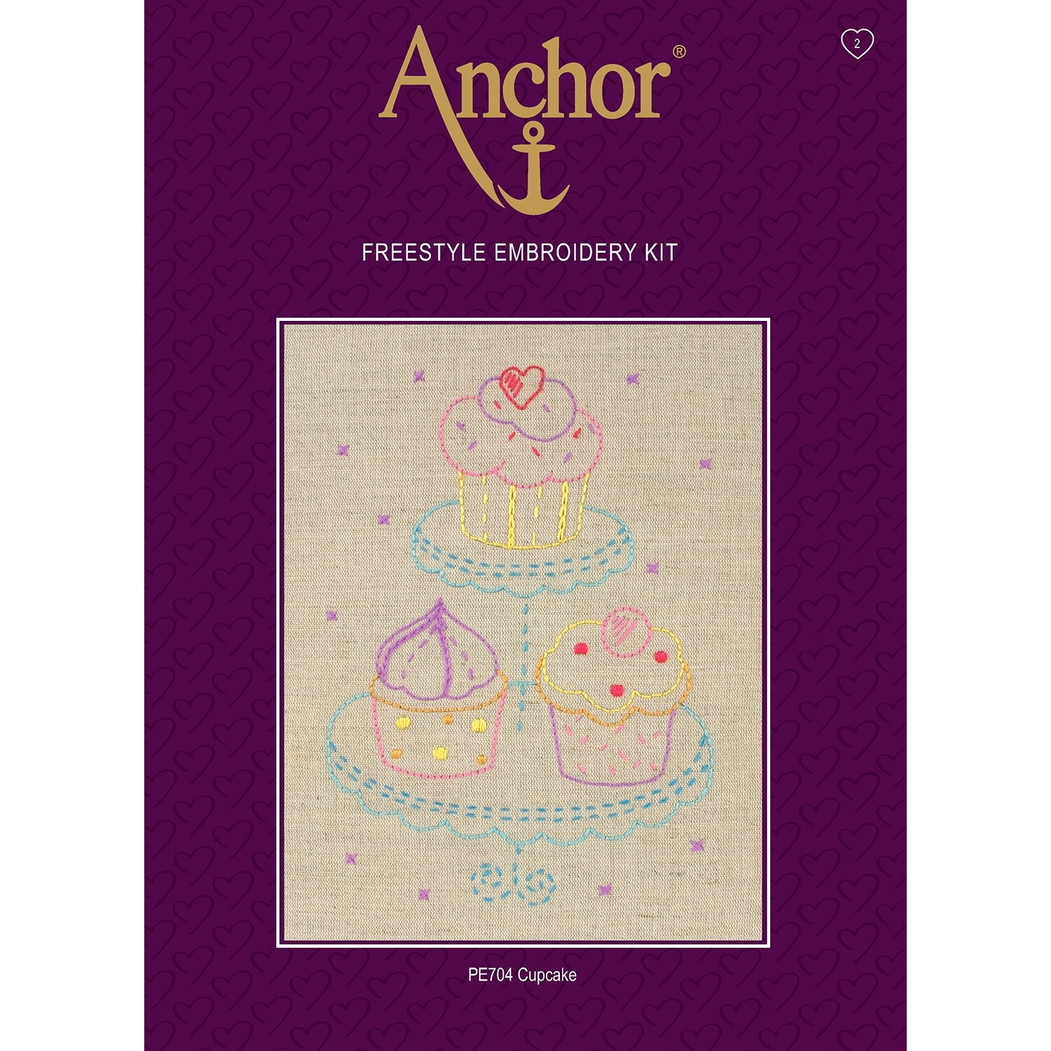 Anchor Starter Freestyle Kit - Cupcake