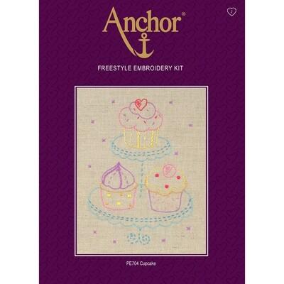 Anchor Starter Freestyle Kit - Cupcake