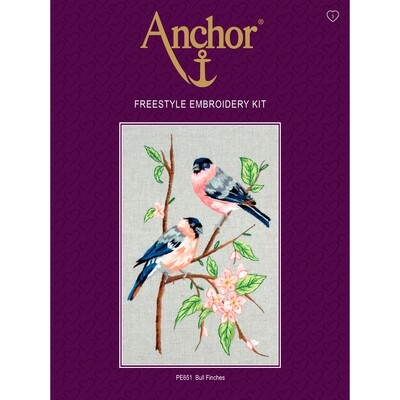 Anchor Essentials Freestyle Kit - Bullfinches