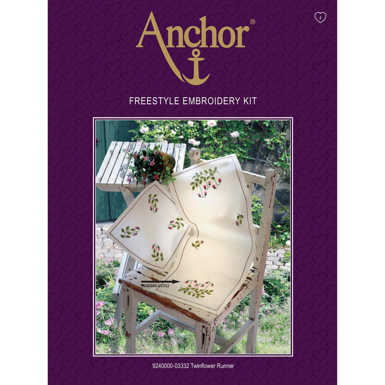 Anchor Essentials Freestyle Kit - Twinflower Runner