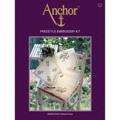 Anchor Essentials Freestyle Kit - Twinflower Runner