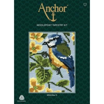 Anchor Starter Tapestry Kit - Blue Tit