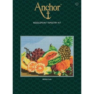 Anchor Starter Tapestry Kit - Fruits