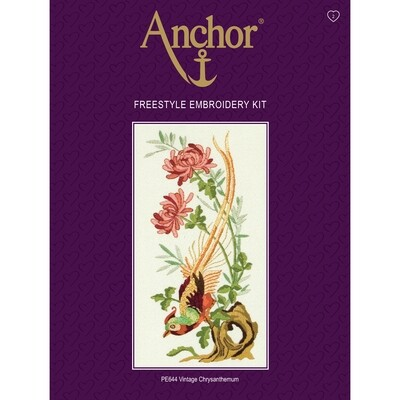 Anchor Essentials Freestyle Kit - Vintage Chrysanthemum