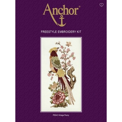 Anchor Essentials Freestyle Kit - Vintage Peony