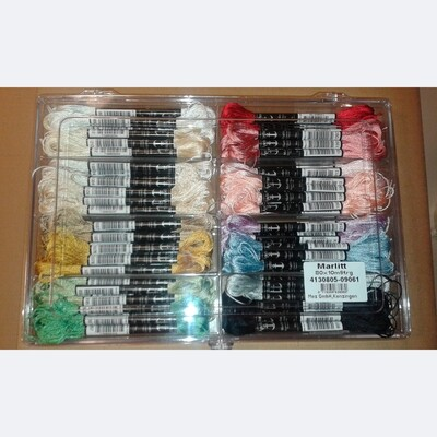 Anchor Assortment - Anchor Marlitt 80 Skeins