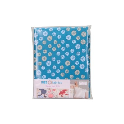 My Baby Love Selection - Drops - Blue (100 x 140 cm)