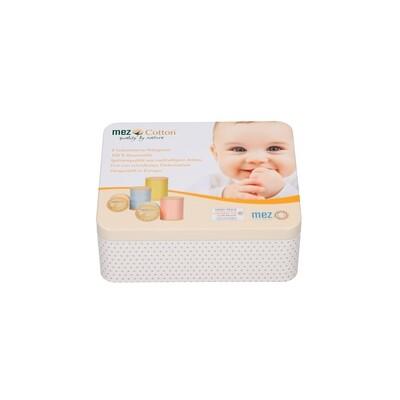 Tin Box MEZ Cotton Baby