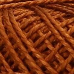 Anchor Pearl Cotton Shade 00310