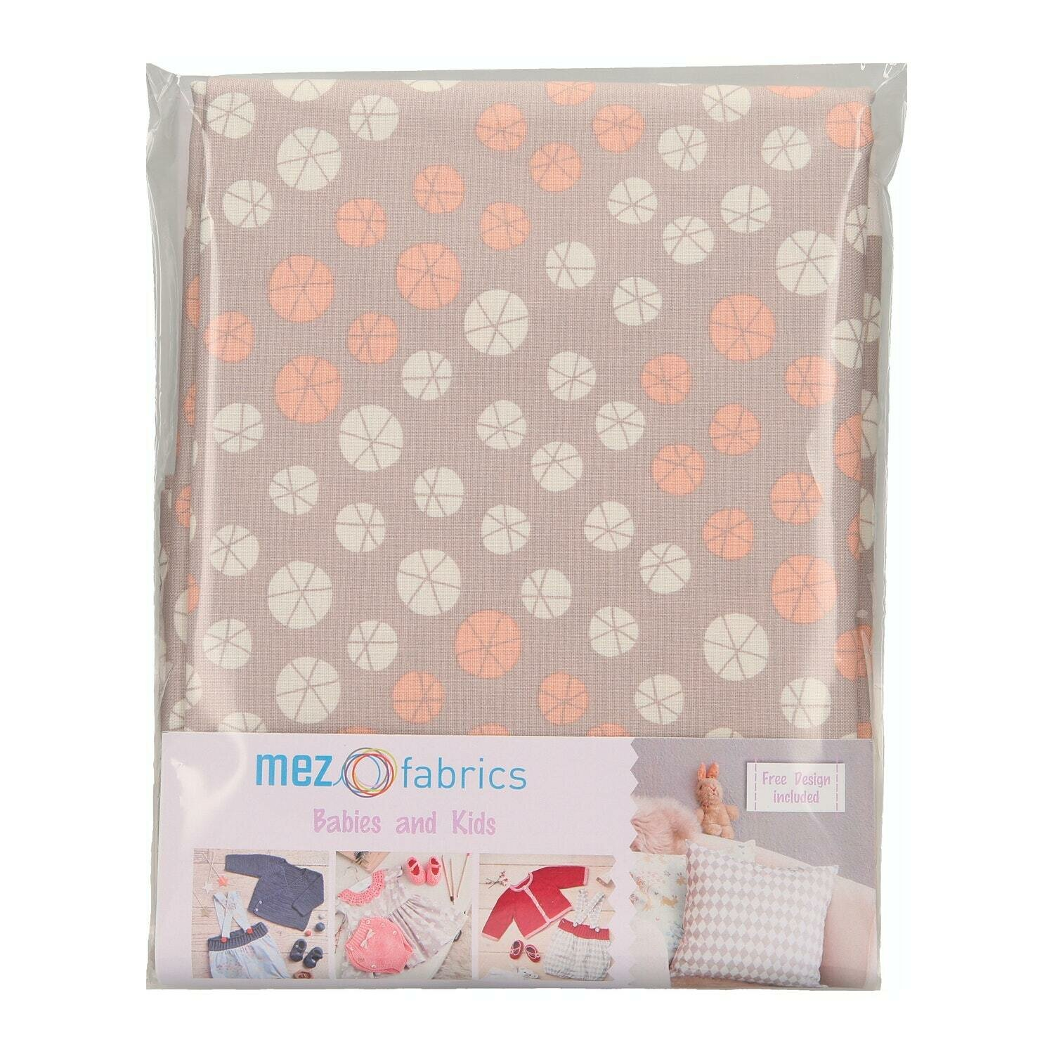 My Baby Love Selection - Drops - Grey (100 x 140 cm)