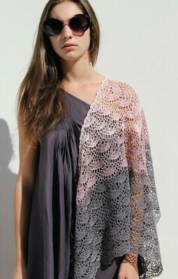 Pearl shawl