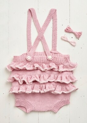 Baby Ballerina Romper