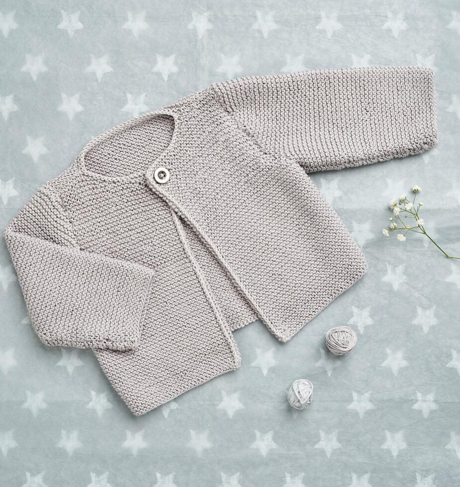 Essential Baby Cardigan