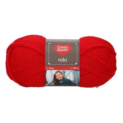 Red Heart Niki #01386
