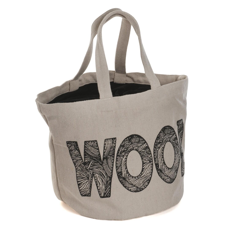Bucket Bag - Wool