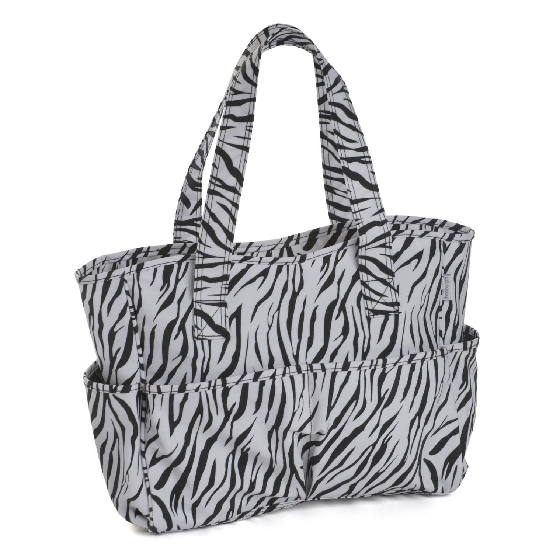 Craft Bag - Zebra