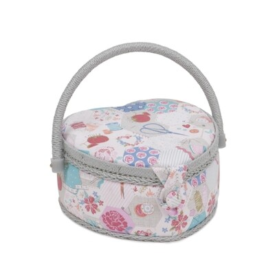 Heart Shaped Basket Small - Notions
