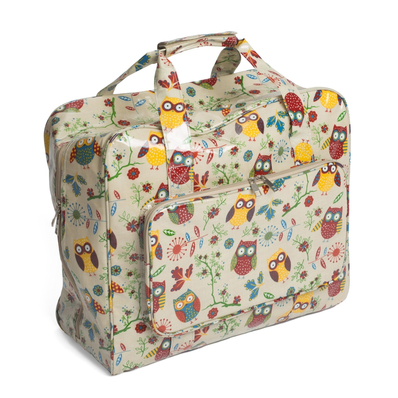 Sewing Machine Bag - Owl