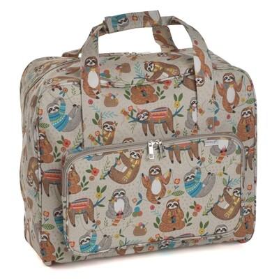 Sewing Machine Bag - Sloth