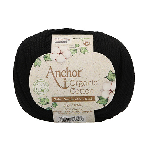 Anchor Organic Cotton #01332