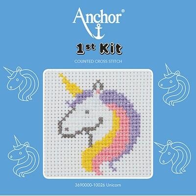 Anchor 1st Kit - Unicorn