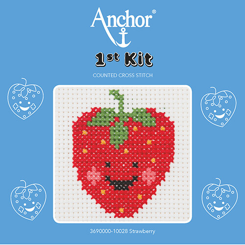 Anchor 1st Kit - Strawberry
