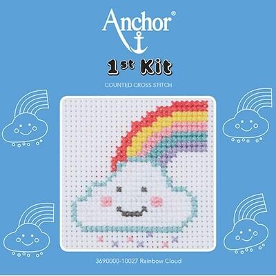 Anchor 1st Kit - Rainbow Cloud