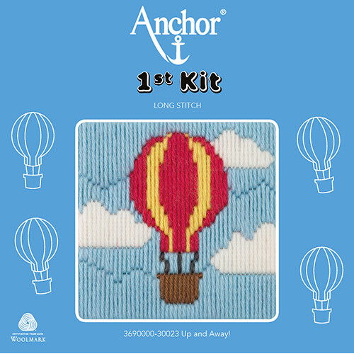 Anchor 1st Kit - Up and away!