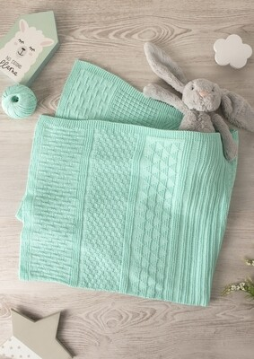 Mint Blanket
