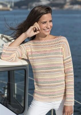 Sweet Sunset Sweater