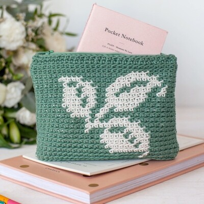 Leaves Pouch