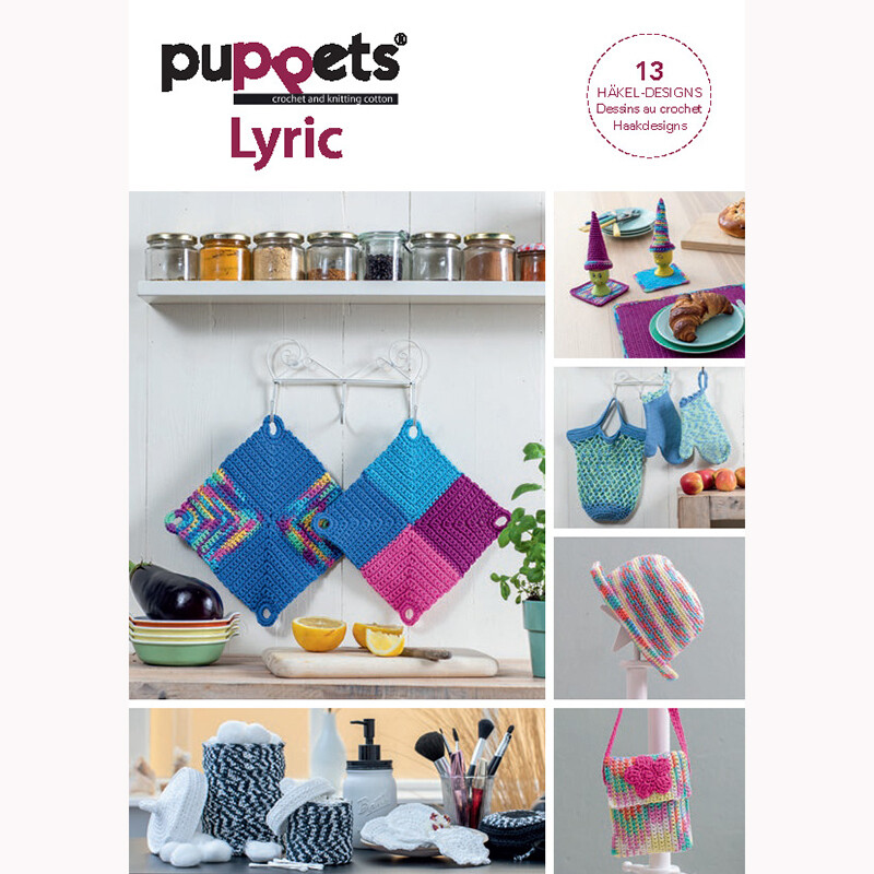 Puppets Lyric Magazine