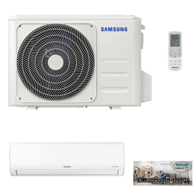 Samsung WIND-FREE Avant 3,5 kW Split Klimaanlage AR12TXEAAWKN//EU AR12TXEAAWKX//EU