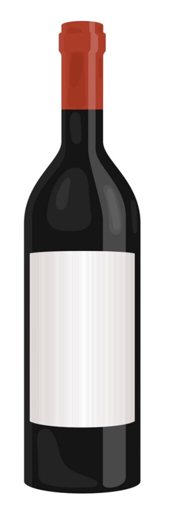 BOTTLE OF HOUSE RED