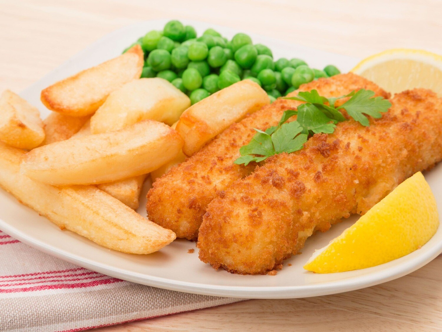 CHILDREN'S FISH FINGERS