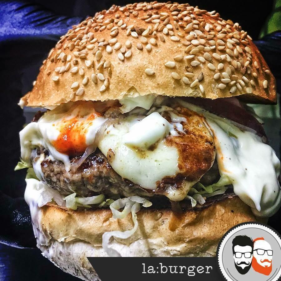 ----- LA:CUSTOM ----- Componi il Tuo Burger