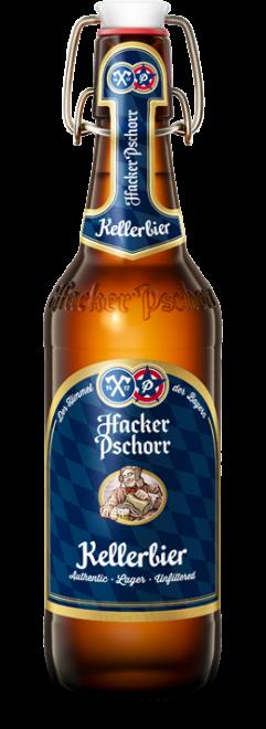 Hacker Pschorr - Kellerbier 50cl