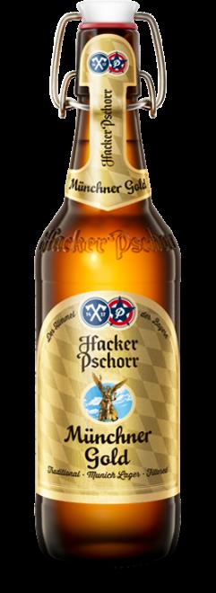 Hacker Pschorr - Munchner Gold 50cl